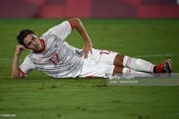 Sebastian Cordova. (via Getty Images)