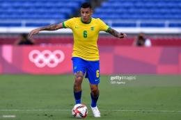Guilherme Arana. (via Getty Images)