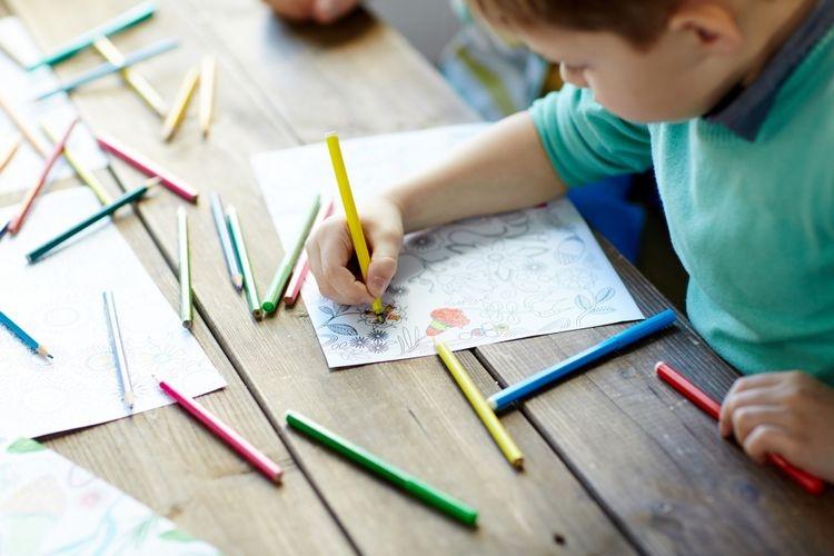 Gambar anak bisa merupakan indikator bakatnya (shironosov via lifestyle.kompas.com)