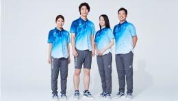 www.olympic.com | Seragam laki2 dan perempuan untuk volunteer lapangan