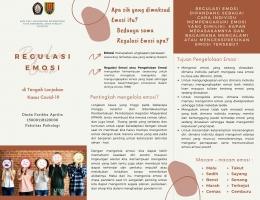 Leaflet Regulasi Emosi/dokpri