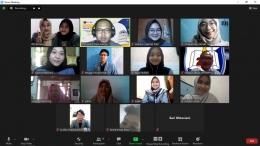 Penerimaan Mahasiswa KKN di SMPN 29 Kota Bandung