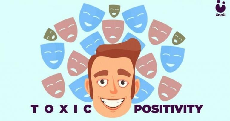 Toxic Positivity (sumber: milenialis.id)