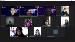 Webinar Sosialisasi Program KKN
