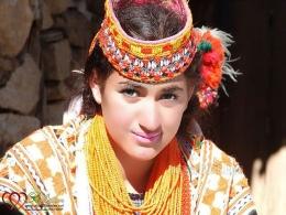 Wanita di lembah Hunza (www.pakembassyankara.com)