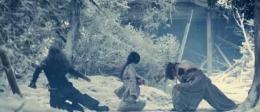 Screen-shot trailler film Rurouni Kenshin: The Beginning