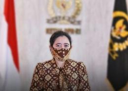Ketua DPR-RI Puan Maharani (Instagram.com/puanmaharani)