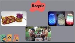 materi recycle (dokpri)