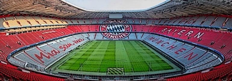 Allianz Arena (Sumber Gambar : scorum.com)
