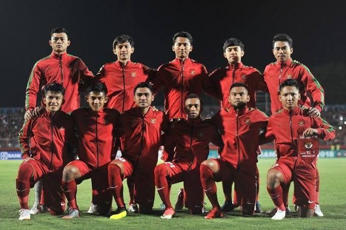 Timnas U-19 era Evan Dimas dkk. (Sumber: idntimes.com)