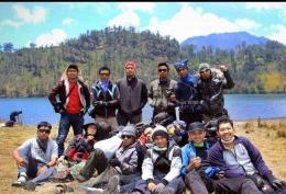 Kenangan Saat Mendaki Gunung Semeru. Dokumentasi Pribadi