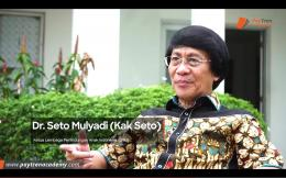 Bidik layar pembelajaran daring bersama Kak Seto | Dok.Pri. Siska Artati