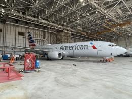 American Airlines yang baru mengganti livery-nya. Sumber: American Airlines via www.scramble.nl