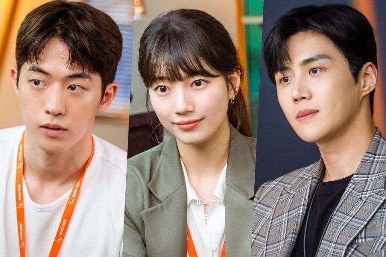 Cinta segitiga antara  Nam Do San, Seo Dal Mi, dan Han Ji-pyeong. Sumber: Soompi via nova.grid.id