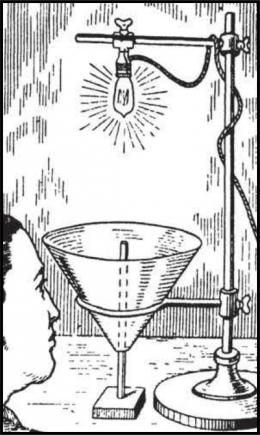 Batang pengaduk tidak kasat mata. Sumber: buku Physics for Entertainment, Book 2, hlm. 191.