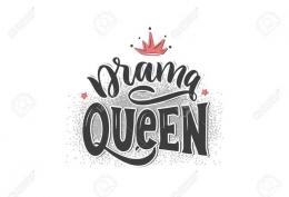 Ilustrasi drama queen | sumber: 123rf.com