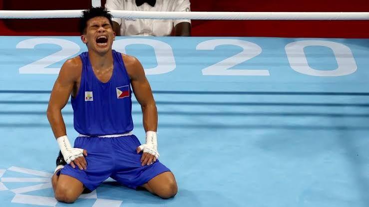 Melaju Ke Partai Final Cabang Olahraga Tinju, Filipina Pastikan Geser Indonesia - Sumber : sports.okezone.com