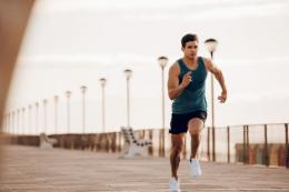Ilustrasi mempersiapkan diri untuk menjadi atlet profesional. (sumber: Thinkstockphotos via kompas.com)
