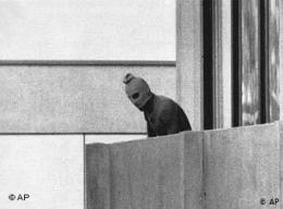 Foto: Salah satu penyerang atlet di Olimpiade Munchen. (Sumber: Getty Images)
