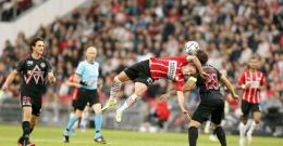 PSV Eindhoven vs FC Midtjylland. (via vnexplorer.net)
