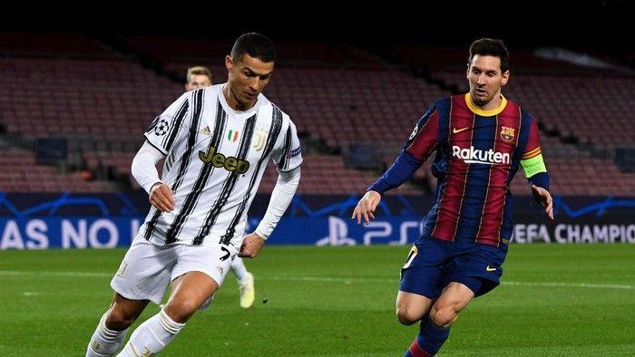 Cristiano Ronaldo (kiri) dilaporkan bakal kembali ke Juventus (Foto: Getty Images).