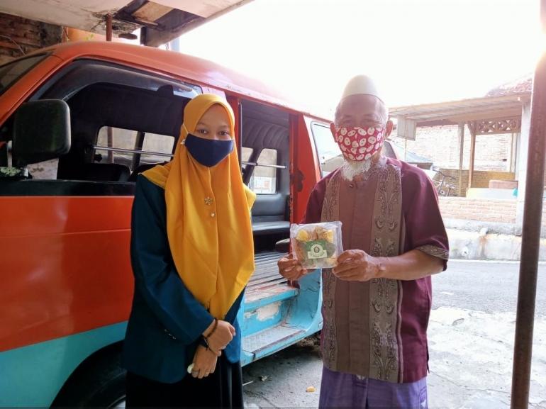 Foto bersama Bapak Ketua RW 6/dokpri