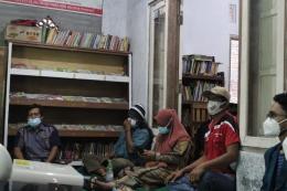 Para pelaku UMKM antusias dalam menyimak edukasi terkait Fintech Lending (Dokpri)