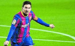 Lionel Messi meninggalkan Barcelona (Foto Sport.es)