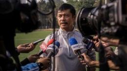 Indra Sjafri asisten pelatih Shin Tae-Yong sebagai pahlawan sepak bola NTT. Viva.co.id