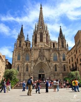 Kemiripan budaya dan agama membuat Messi nyaman tinggal di Barcelona. Sumber: dokumentasi pribadi