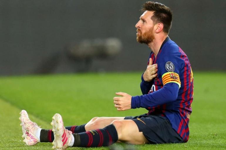 Lionel Messi (Goal.com)