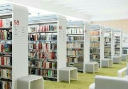 Mendekatkan buku dengan pembacanya (Sumber gambar: ujidesign.com/Takumi Ota)
