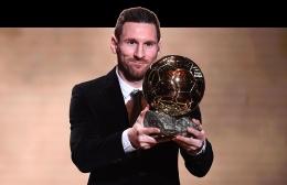 Enam Ballon d'Or sudah membuktikan kehebatan Messi. Sumber: www.messi.com
