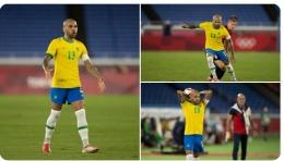 Dani Alves di Olimpiade Tokyo: https://twitter.com/CBF_Futebol