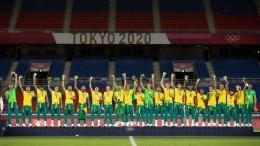 Tim sepak bola putra Brasil meraih emas Olimpiade Tokyo 2020: https://twitter.com/CBF_Futebol