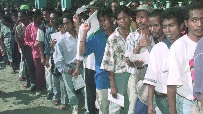 Warga Timor Leste (kupang.tribune.com)