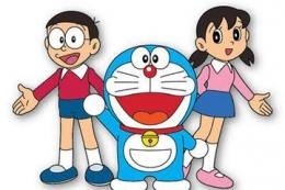 Doraemon banyak akal dan alat ajaib   sumber:kids.grid.id