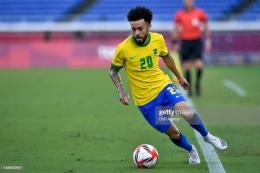Claudinho. (via Getty Images)