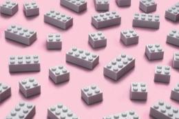 LEGO Dari Plastik Daur Ulang   Sumber Foto: The LEGO Group