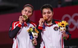 Greysia Polii & Apriyani Rahayu/foto: olympic.com