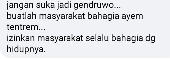 cyberbullying terjadi di grup berita di facebook/Dokpri