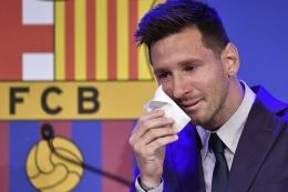 Lionel Messi. Foto: afp/pau barrena