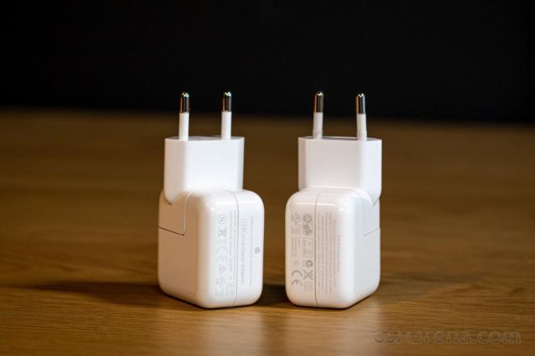 Charger Apple iPhone (Foto: gsmarena.com)