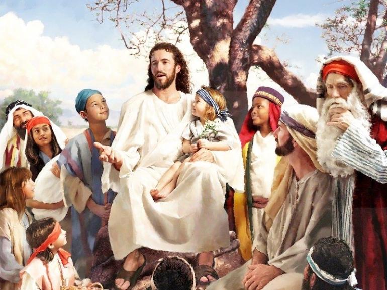Bahasa apa saja yang dikuasai Yesus? - Ilustrasi Michele Lamberti /Flickr.com (domain publik)