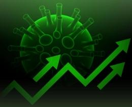 kesembuhan meningkat, ilustrasi dari rri.co.id