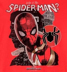 Salah satu merch juga menampilkan tentang Spider-Man. Sumber : The Direct