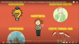 Gambar 4. Video Sosialisasi