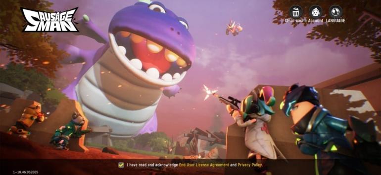 Sausage Man, jadi permainan baru yang bisa menghibur di kala pandemi (Foto: Gameplay Dokumen Pribadi).