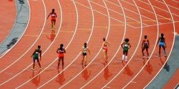 Atletik, cabang andalan Jamaica (gambar: Pixabay)