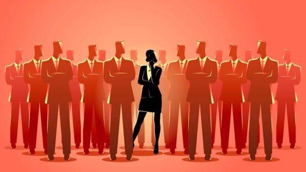 Ilustrasi Pemimpin Wanita | Sumber : www.peoplemattersglobal.com/